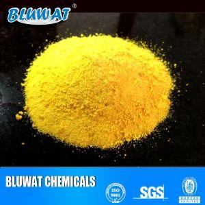 Het lichtgele Stollingsmiddel van het Chloride van het Poly-aluminium voor de Behandeling van het Afvalwater