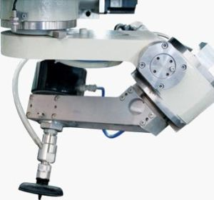 5-as CNC van de Aaneenschakeling Ultrahoge Waterjet van de Druk Scherpe Machine