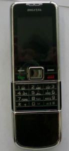 Doppel-SIM Karte Doppelgleitender Triband BereitschaftsHandy (E8800)