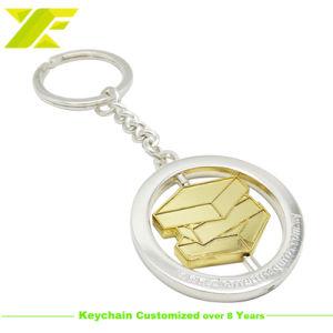 製造業者のあらゆるロゴ(KC09)のカスタム金属のエナメルのキーホルダー