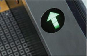 35 Grad-Rolltreppe Travelator Förderanlage mit guter Qualität