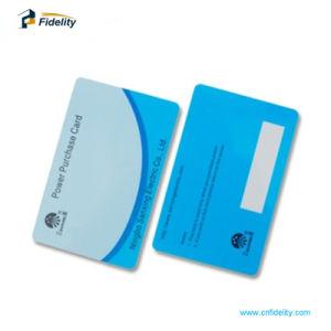 ISO18000-6UHF RFID Pet c PVC Tarjeta inteligente para el Control de acceso