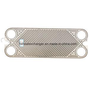 P36 en acier inoxydable Plaque 304/316L'échangeur de chaleur