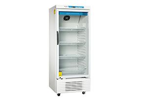 2~8c en position verticale de type réfrigérateur/médical des hôpitaux d'un réfrigérateur (YC-260L)
