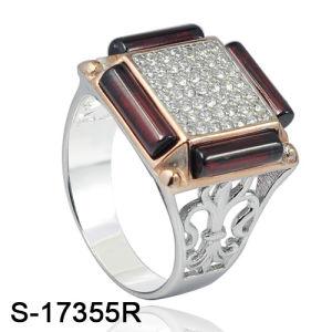 Anello d'argento dei monili 925 di modo con la signora Rings di Hotsale della fabbrica