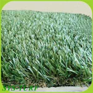 Künstlicher Garten-Gras-Zaun-künstlicher Blatt-Zaun