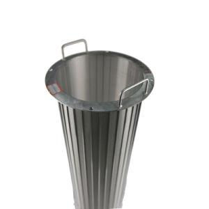O filtro de limpeza automático para o sistema de água de refrigeração