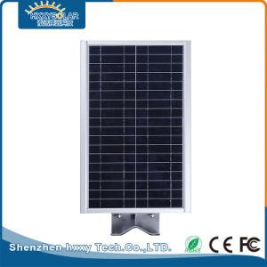 IP65 12W屋外の統合された太陽Bridgelux LEDの街灯