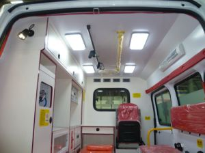 Форд! ! ! Транзита аварийный автомобиль скорой помощи ICU/машина скорой помощи для продажи Mslcy5