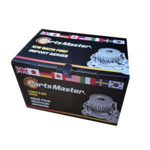 Professional Peças Simples peças da bomba de água na caixa de embalagem Caixas de papel ondulado industriais