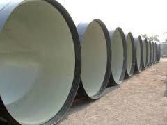 Vio el tubo de gas y tuberías de agua del tubo de aceite