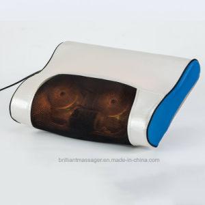 Home Alquiler de Espalda Lumbar calor hombro cuello masajeador SHIATSU Pillow