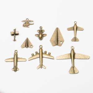Liga o charme do veículo de transporte sortidas Ficha Pendente para jóias de bricolage