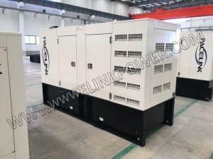 Cummis Powered 112.5kVA Groupe électrogène Diesel silencieux avec ce/ ISO économique