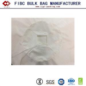1000kg FIBC Super saco PP Deflector de tejido grueso Q Big Bag