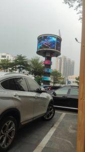 P6 Outdoor SMD IP65 écran LED de l'affichage de panneaux de publicité