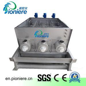 De zuivel Ontwaterende Machine van de Modder van de Pers van de Schroef van de Riolering voor de Installatie van de Behandeling van het Water van het Afval