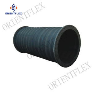 Tubo flessibile della draga di aspirazione di 4 pollici - 15 piedi