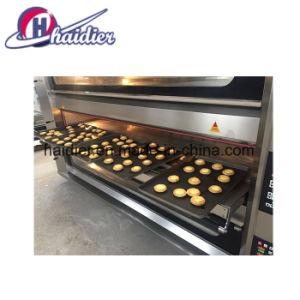 Oven van het Dek van het Baksel van 4 Laag van de bakkerij de Commerciële Elektrische/de Oven van het Baksel