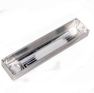 Usinagem de aço inoxidável de metal OEM / Peças de viragem de usinagem de precisão CNC