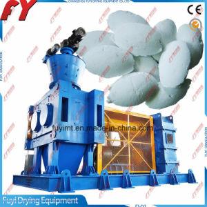 Van de het chloride de onregelmatige vorm van het ammonium meststof die van het de korrels hudraulic systeem machine maken
