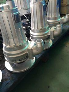 ステンレス鋼の浸水許容の下水ポンプ(AS/AV/WQ)