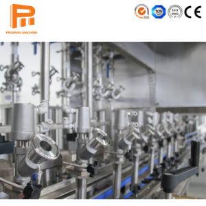 PLC servopiston Bouteille de liquide détergent d'huile shampooing nettoyant désinfectant Savon de blanchiment de l'embouteillage corrosifs Machine de remplissage