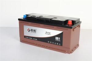 batteria 110ah 110-20L di arresto di inizio dell'automobile del litio 12V