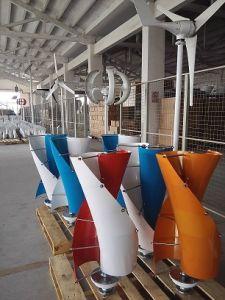 Generador de turbina de viento de las energías renovables 500W 24V Vawt