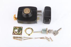 亜鉛合金の簡易性の凸の円柱ドアロック