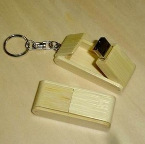 USB Disk Drive 4GB Wood пер (TF-0329)
