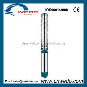 6sp30-8 submersible électrique de la pompe à eau de puits profond