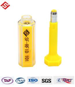 Gebildet im passiven Wegwerf-RFID Dichtungs-Behälter China-