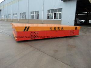 Boa escolha para Kpd Flatcar/ Fabricante Flatcars eléctrico