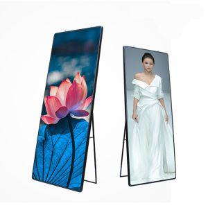 Écran LED SMD P2.5 Poster, location de l'intérieur plein écran LED de couleur