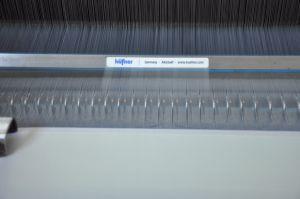 La DPP100T-40W blanco de poliéster monofilamento malla de la pantalla de impresión