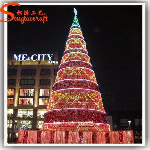 Decoração de férias de alta qualidade para árvores de Natal Artificiais