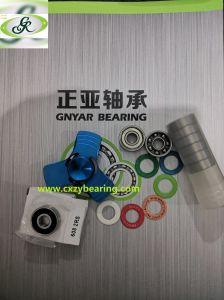 Mini 608zz Emq Z3V3 8*22*7mm rolamento de esferas em miniatura