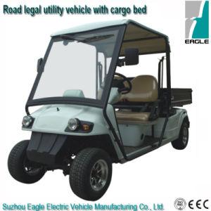 EEC Golf Cart EG. 2048HCXR (48V/5KW AC Sepex、48V/5.3KW Sepex)