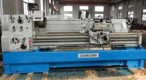 CERtuv-hohe Präzisions-Abstands-Bett-Drehbank-Maschine (C6241 C6246)