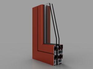 Profilo di alluminio Windows adiatermico