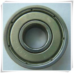 O alto desempenho baixo ruído de rolamento de esferas de profundidade