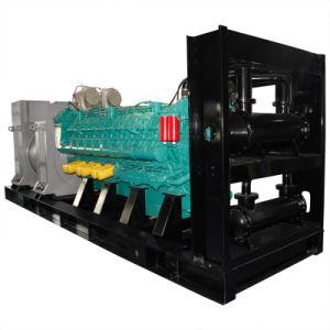 60Hz 1800rpm 2000kw 2500kVA Diesel Generator Power Plant