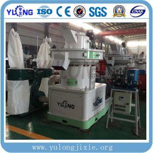 Pallina di legno Xgj560 che rende a macchina l'appalottolatore di legno di legno della biomassa della pastigliatrice
