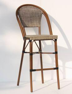 Sedia del caffè, sedia del caffè del patio, mobilia del caffè di Textilene (HY306)