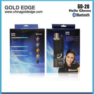 Сотрудников категории специалистов на заводе Bluetooth перчатки дар свободной телефонную трубку для смартфонов