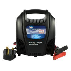 6A 12V автоматическое зарядное устройство для автомобильного аккумулятора с маркировкой CE
