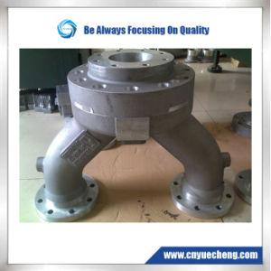 moldeado en arena de alta calidad personalizado con piezas de aluminio mecanizado CNC