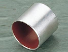Cojinetes lubricados Non-Oil Carbon-Based envuelto de cojinete de deslizamiento en seco compuesto especial de acero/PTFE, libre de plomo, sin mantenimiento Vsb-40