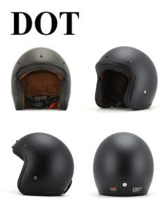 Open-Face casco homologado y certificado CE DOT